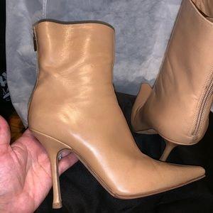 Jimmy Choo Camel Boots
